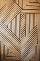 Plywood decorative