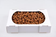 Peanuts in milk chocolate in cinnamon,  kg