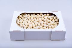 Peanuts in milk chocolate,  kg
