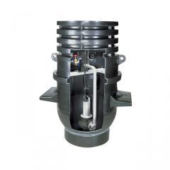 Шахтные насосные станции для отвода сточных вод