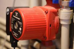 Насосы для систем отопления от компании Thermo