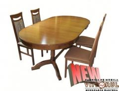 Folding table for 12 persons Nr: 385