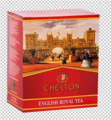 Цейлонский черный крупнолистовой чай, 250 грамм