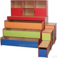 Bed children's folding Gelika 26270