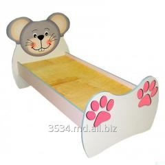 """Детская кровать """"Мышка"""" Гелика 17695"""
