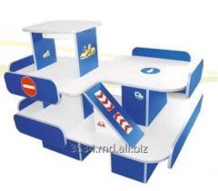 Детский игровой паркинг Гелика 13869