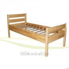 Детская кровать из натурального дерева...