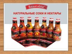 Соки натуральные вкусные на экспорт