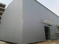 The building of the sandwich panels art. 31