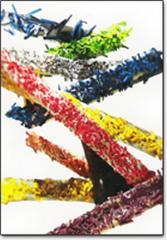 Декоративный материал Монохромы соломки