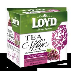 Травяной чай Loyd Tea Розовое Вино