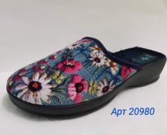 Тапочки женские Арт. 20980