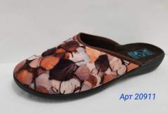 Тапочки женские Арт. 20911