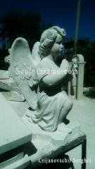 Ангелок из песчаника