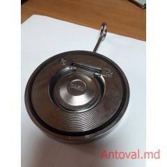 Обратный клапан дисковый нержавеющей
