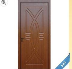 Межкомнатная дверь TS 13 орех 680мм