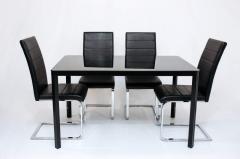 Набор стол со стульями MB-15 + DC-15