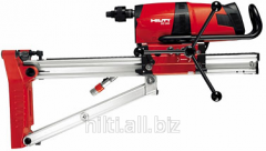 Diamond drilling HILTI DD-120 cars
