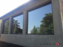 חלונות PVC פלסטיק