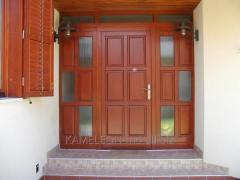 הדלתות החיצוניות