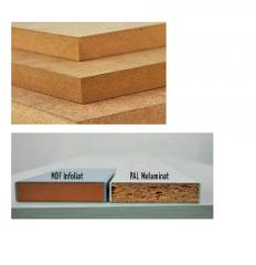Древесноволокнистая плита средней плотности, МДФ