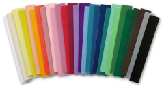 Бумага техническая Colored crepepaper LILAS
