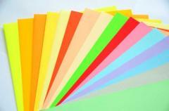 Бумага цветная Adagio Mandarin, A4, 80g/m2,