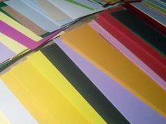 Картон цветной Color Plus HERBA 160 g/m2, A4