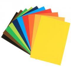 Картон цветной Color Plus LILA 160 g/m2, A4