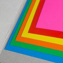 Художественный картон FLORA calla 130g/m2, A4,