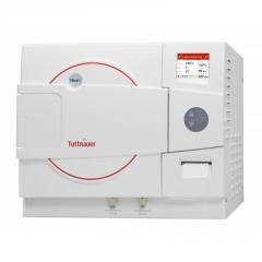 "Tuttnauer Autoclave ""Elara 9i"" with the printer"