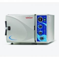 Лабораторный автоклав горизонтальный полуавтоматический Tuttnauer 3850 ML