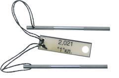Проволочки измерительные ГОСТ 2475-62