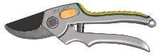 Секатор KRUK\RABE 215 mm SK5 Blade 50mm, Alu