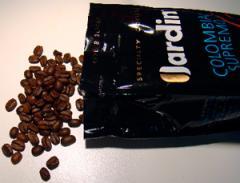 Кофе Jardin (Жардин) в зернах