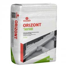 Штукатурка гипсовая Orizont