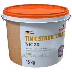 Декоративная штукатурка Nic 20 B-C