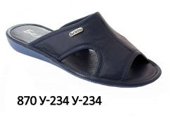 Men's slippers at 870-u-234 234
