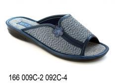 Женские тапочки 166 009С-2 092С-4