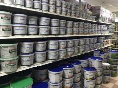 Краски, грунтовки, эмали в магазине EPICENTRU