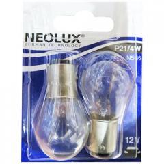 Лампочка для авто с цоколем P21 4W 6048 белая