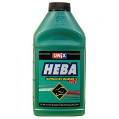 Тормозная Unix жидкость Unix Heba ДОТ-3 455гр