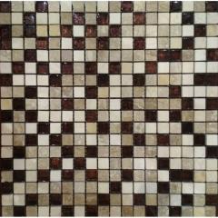 Мозаика Wellness Barbados Beige Braun 1515BB 30x30см