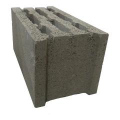 Блок стеновой (фортан) 390x195x190мм