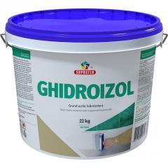 Грунтовка гидроизоляционная Ghidroizol 22кг
