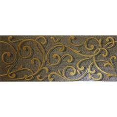 Декор Forge Chocolate 20x50см