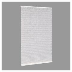 Жалюзи плиссе Basic Transparent 62x160cм