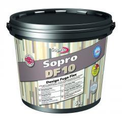 Затирка Sopro DF 10 Белая №10 5кг