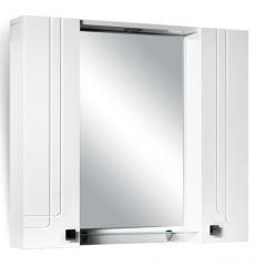 Зеркало со шкафчиком Gasconi 90