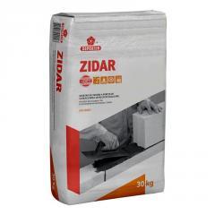 Кладочный раствор Zidar серый 30кг